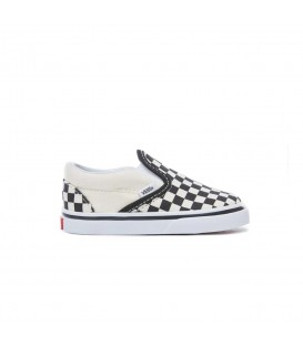 ZAPATILLAS VANS CHECKERBOARD SLIP-ON KIDS