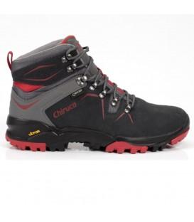 Botas de trekking para hombre Chiruca Wustang GTX de color gris al mejor precio en tu tienda de deportes online chemasport.es