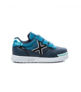 ZAPATILLAS MUNICH G-3 KID VCO INDOOR