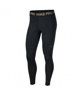 Mallas de fitness para mujer Nike Pro Warm de color negro al mejor precio en tu tienda de deportes barata online chemasport.es