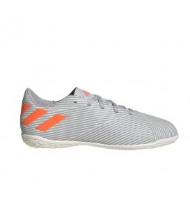 Deportivas de fútbol sala para niños adidas Nemeziz 19.4 Indoor J al mejor precio en tu tienda de deportes online chemasport.es