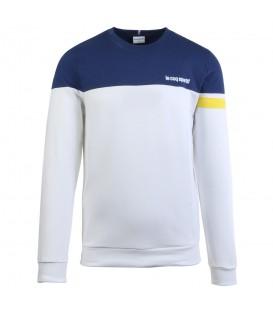 Sudadera para hombre Le Coq Sportif Essentials Season tricolor al mejor precio en tu tienda de moda online chemasport.es