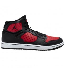 Deportivas de baloncesto para hombre Nike Jordan Access AR3762-006 de color negro y rojo al mejor precio en tu tienda de deportes online chemasport.es