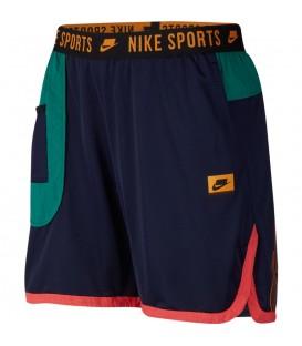 Pantalón corto para hombre en color azul marino al mejor precio
