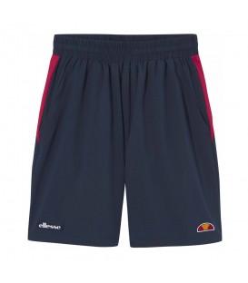 Pantalón corto de entrenamiento para hombre Ellesse Newton de color azul al mejor precio en tu tienda de deportes online chemasport.es