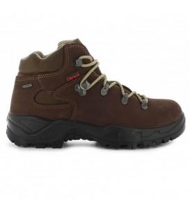 Botas de trekking para hombre y mujer al mejor precio en tu tienda de trekking online chemasport.es. Botas de trekking Chiruca Panticosa de color marrón.