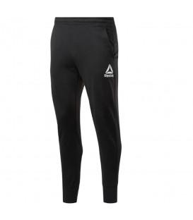 pantalón reebok fi1945 para hombre en color negro disponible en la web chemasport.es
