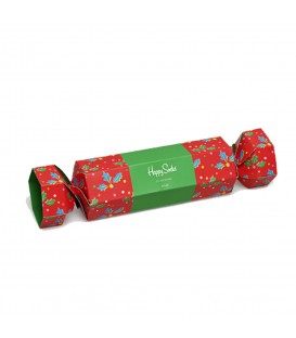 PACK CALCETINES HAPPY SOCKS CHRISTMAS CRACKER