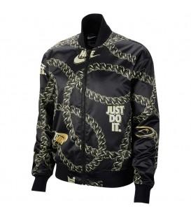 chaqueta nike ci9996-010 para mujer en color negro al mejor precio