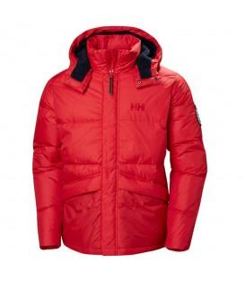 Cazadora para hombre Helly Hansen 1877 Down de color rojo al mejor precio en tu tienda de deportes online chemasport.es