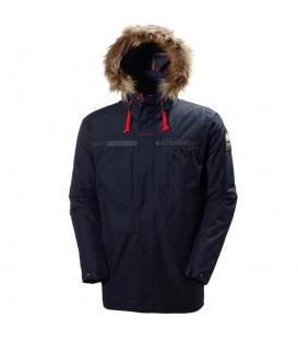 Cazadora con capucha desmontable Helly Hansen Coastal 2 de color azul marino al mejor precio en tu tienda de deportes online chemasport.es