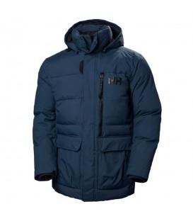Cazadora impermeable y cortavientos para hombre Helly Hansen Tromsoe de color azul marino al mejor precio en chemasport.es