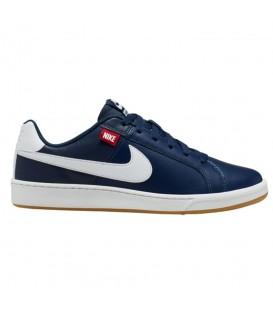 Deportivas cómodas para hombre Nike Court Royale Tab de color azul marino al mejor precio en tu tienda de deportes online chemasport.es