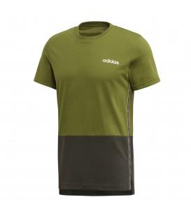 Camiseta inspirada en el estilo de los 90s adidas celebrate the 90s colorblock de color verde al mejor precio en chemasport.es