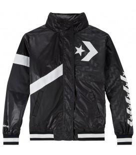 chaqueta converse voltage para mujer en color negro en tu tienda online chemasport.es