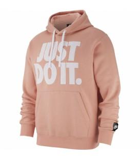 sudadera nike sportsweart en color rosa para hombre en tu tienda online chemasport.es