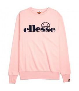 Sudadera para hombre Ellesse Cimone de color rosa al mejor precio en tu tienda de deportes online chemasport.es