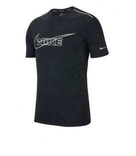 camiseta nike breathe para hombre en color negro en tu tienda online chemasport.es