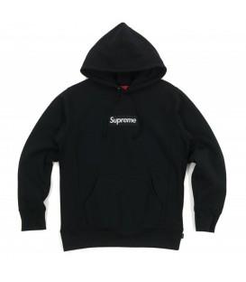 Sudadera con capucha para hombre Supreme Hoody sweater de color negro al mejor precio en tu tienda de deportes online chemasport.es