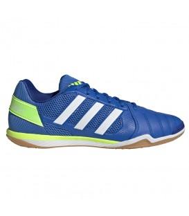 Zapatillas de fútbol sala adidas top sala FV2551 de color azul al mejor precio en tu tienda de deportes online chemasport.es