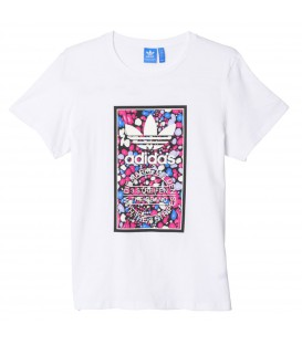 CAMISETA adidas PAINT DROPS