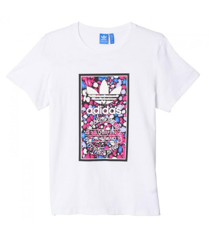 Camiseta Chema Paint Sport Drops Adidas cK1lFJ