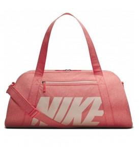 Bolsa de deportes para entrenamiento de gimnasio Nike Gym Club BA5490-850 de color rosa al mejor precio en chemasport.es