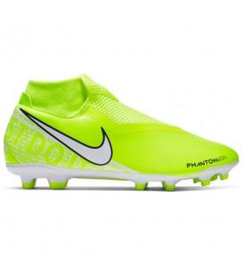 Botas de fútbol para hombre Nike Phantom Vision Academy de color amarillo al mejor precio en tu tienda de deportes online chemasport.es