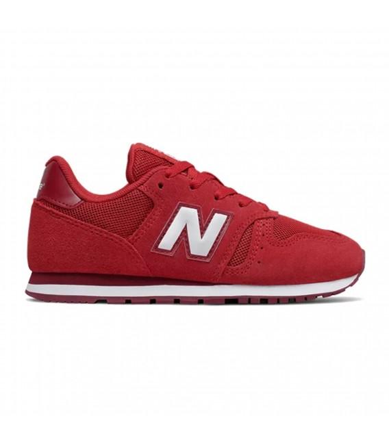 new balance 373 mujer rojo