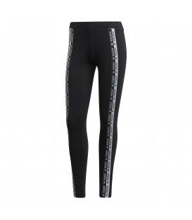 Mallas de algodón para mujer adidas R.Y.V. FM2499 de color negro al mejor precio en tu tienda de moda online chemasport.es
