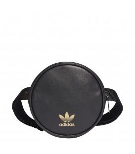 Riñonera para mujer adidas round FL9628 de color negro al mejor precio en tu tienda de moda online chemasport.es