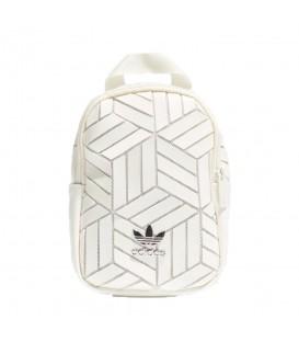 Mini mochila adidas 3D FL9680 de color beige al mejor precio en tu tienda de moda online chemasport.es