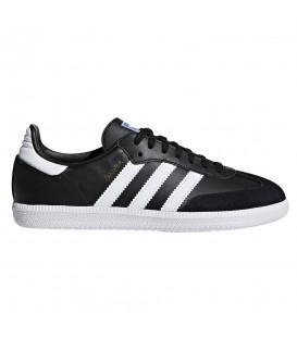 Deportivas unisex para hombre y mujer adidas Samba OG B37294 de color negro al mejor precio en tu tienda de deportes online chemasport.es