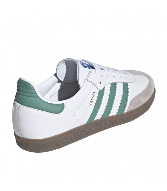 levantar preparar termómetro  samba adidas verde - Tienda Online de Zapatos, Ropa y Complementos de marca