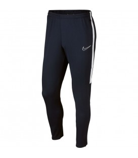 Pantalón de entrenamiento de futbol Nike Dri_Fit Academy de color azul marino al mejor precio en tu tienda de deportes online chemasport.es