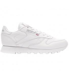 Deportivas para hombre y mujer Reebok Classic Leather 2232 de color blanco al mejor precio en tu tienda de deportes online chemasport.es