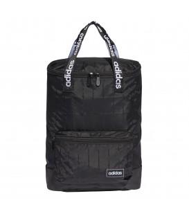 Mochila doble asa para mujer adidas T4H 2 pequeña de color negro al mejor precio en tu tienda de deportes barata online chemasport.es