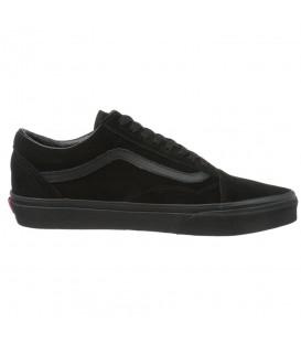 Zapatillas para hombre y mujer Vans UA Old Skool de color negro al mejor precio en tu tienda de deportes online chemasport.es