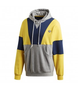 Sudadera con capucha para hombre adidas Hoody FM2209 tricolor al mejor precio en tu tienda de moda online Chema Sneakers Pontevedra