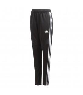 Pantalón de entrenamiento de fútbol para niños adidas Tiro 19 D95961 de color negro al mejor precio en tu tienda de deportes chemasport.es