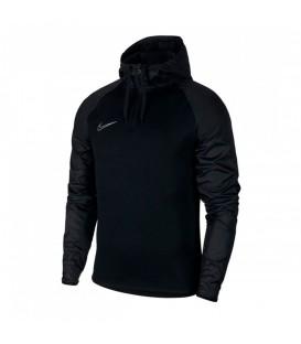 Camiseta de entrenamiento de fútbol Nike Dri-Fit Repel Academy de color negro al mejor precio en tu tienda de fútbol online chemasport.es