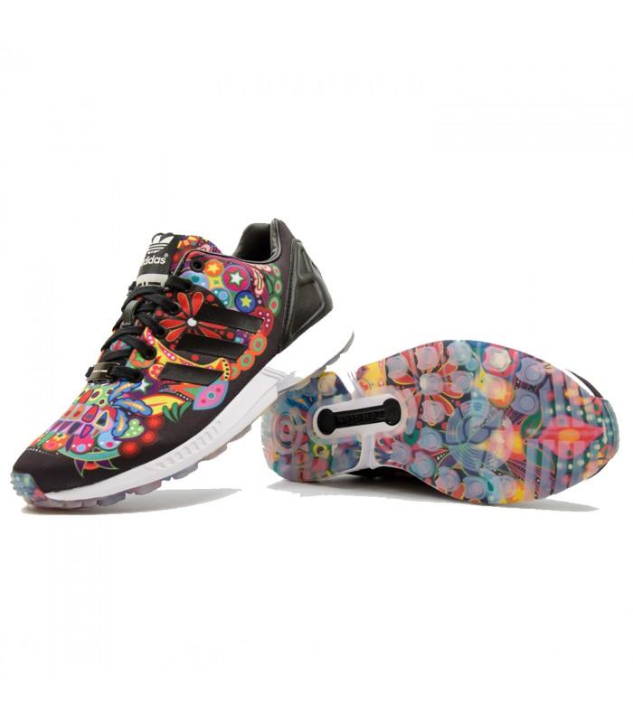 James Dyson Enjuague bucal el centro comercial  Zapatillas Adidas ZX Flux en colaboración con Italia Independent