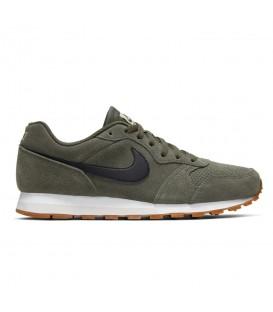 zapatillas nike md runner 2 suede para hombre en color verde disponible en tu tienda online chemasport.es