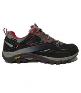 Zapatillas de senderismo Chiruca Aruba 4494003 de color negro en GORE-TEX al mejor precio en tu tienda de deportes online chemasport.es
