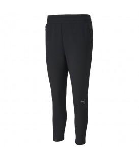 Pantalón de chándal para mujer Puma Evostripe de color negro al mejor precio en tu tienda de deportes online chemasport.es