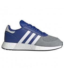 Deportivas para hombre adidas Marathon Tech EF4395 de color azul al mejor precio en tu tienda de moda online chemasport.es