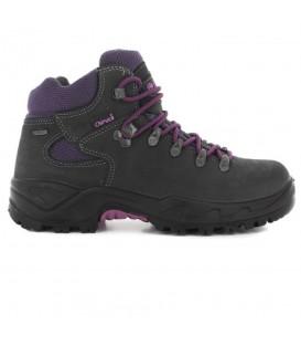 Botas de trekking para mujer Chiruca Panticosa W de color gris al mejor precio en tu tienda de trekking online chemasport.es