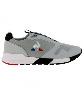 Deportivas para hombre Le Coq Sportif Omega x Lite de color gris al mejor precio en tu tienda de deportes online chemasport.es