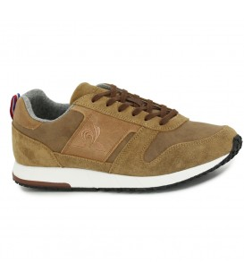 Deportivas para hombre Le Coq Sportif Jazy Classic Hiver de color marrón al mejor precio en tu tienda de sneakers chemasport.es