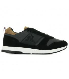 Zapatillas para hombre Le Coq Sportif Jazy Classic de color gris al mejor precio en tu tienda de deportes online chemasport.es